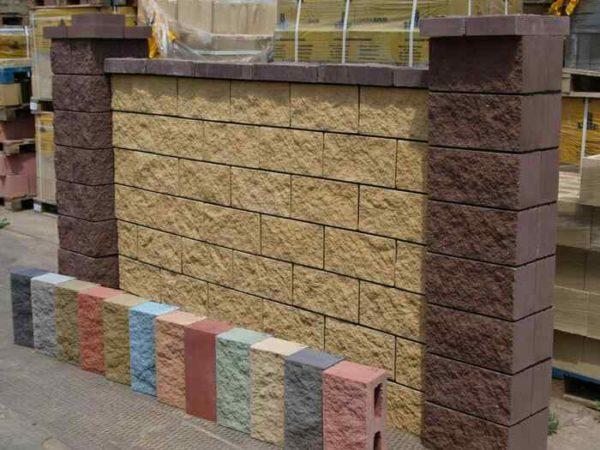 Декоративный блок