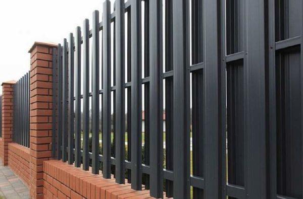 Ограда для дачи