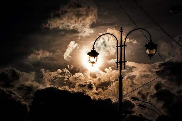 Провода и лампы