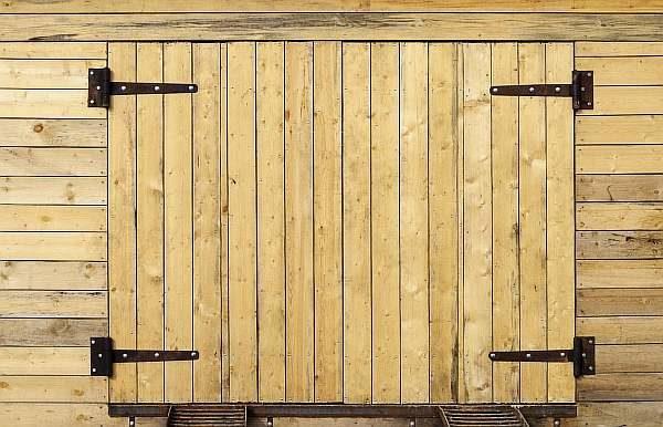 Петли для деревянных ворот