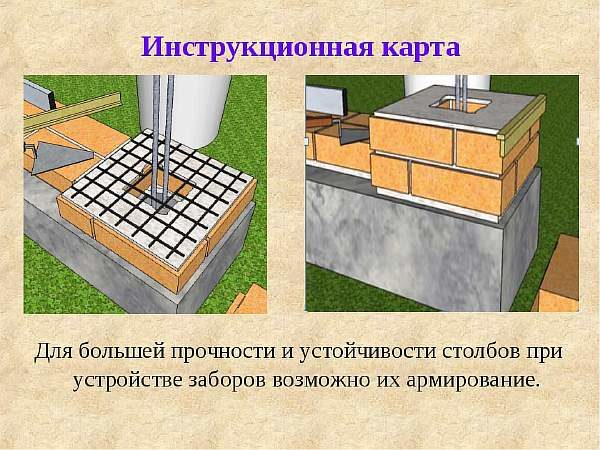 Камень и бетон