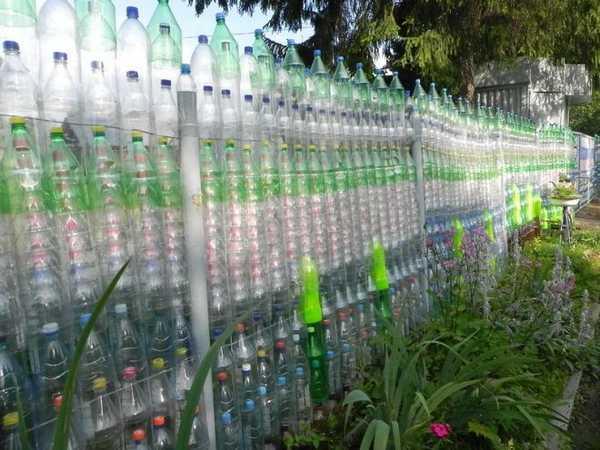 Бюджетная идея создания изгороди