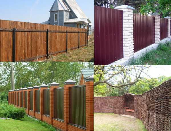Идеи по установке оград