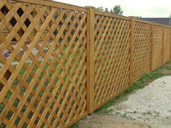 Забор-решетка