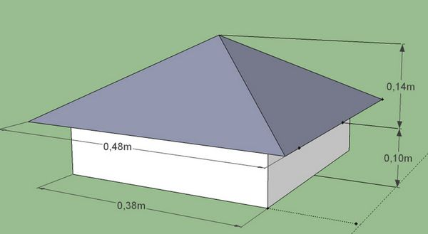Основные размеры