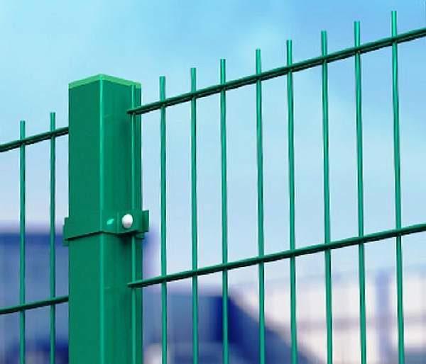 Крепление ограды