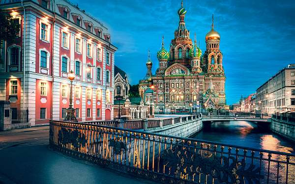 Закон о тишине в Санкт-Петербурге
